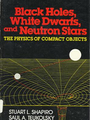 Black Holes, White Dwarfs, and Neutron Stars book cover