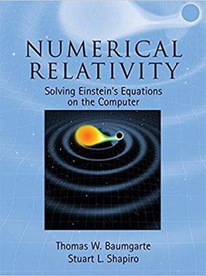 Numerical Relativity book cover